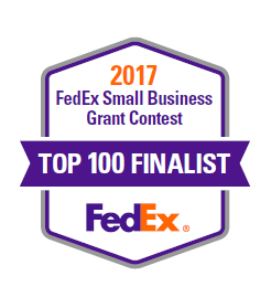 fedex grant top 100 finalist