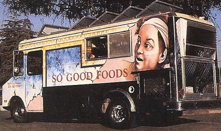 Our first food truck